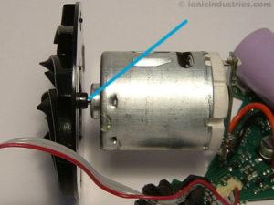 karcher-window-vac-wv2-oil-stiff-motor