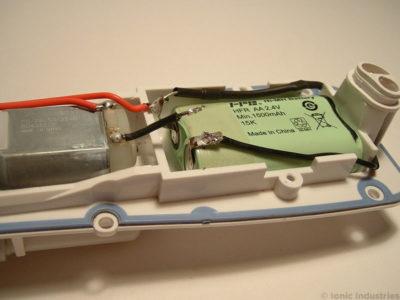 waterpik-wp-450-desolder-negative-wire-1