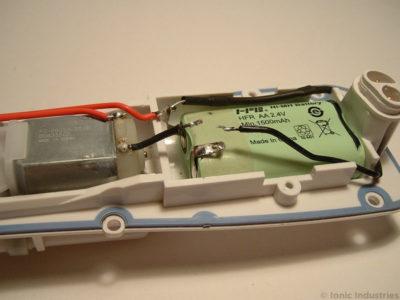 waterpik-wp-450-desolder-negative-wire-2