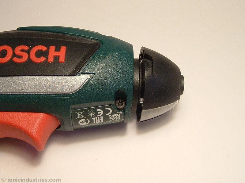 bosch-ixo-remove-chuck-cover-nose-cone-2