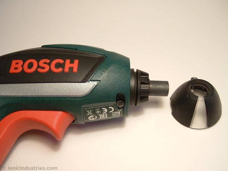 bosch-ixo-remove-chuck-cover-nose-cone-3