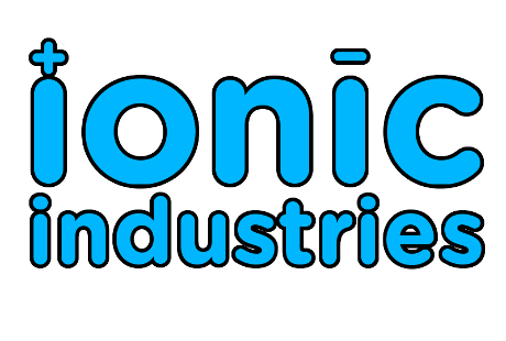 Ionic Industries Logo - Blue